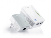 Adaptador Powerline (Kit) Tp-Link Wifi 300Mbps - Tl- Wpa4220
