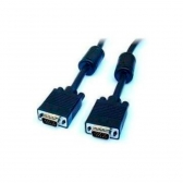 Cabo P/monitor Vga Con Ouro 5Mts Plus Cable