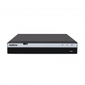 Gravador Dvr Stand Alone 04 Canais Mhdx 3004 Intelbras Multi-Hd